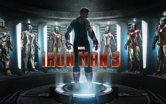 Iron Man 3 review on Shotgun Critic