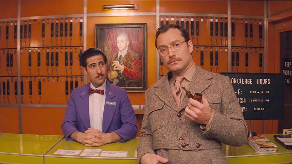 The Grand Budapest Hotel review